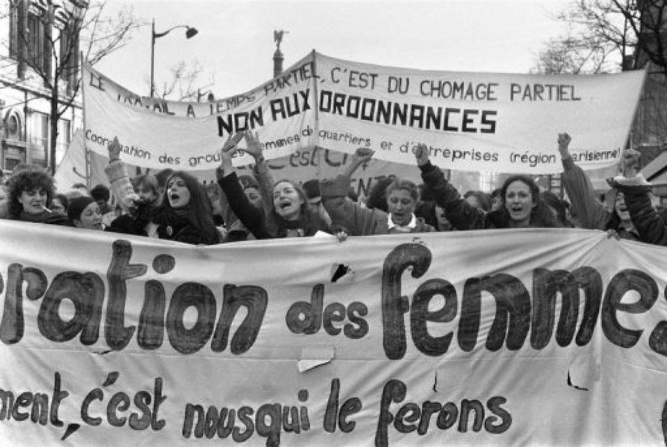 Un exemple parmi tant d'autres : le mouvement de libération des femmes... Source : Fotolia