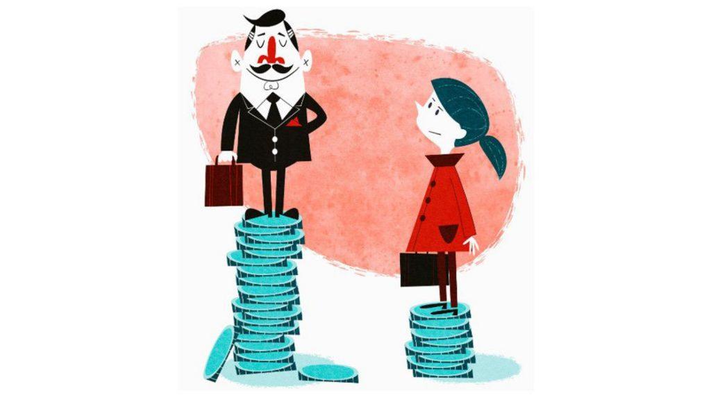 Un des nombreux articles que j'ai pu lire sur les inégalités hommes / femmes...