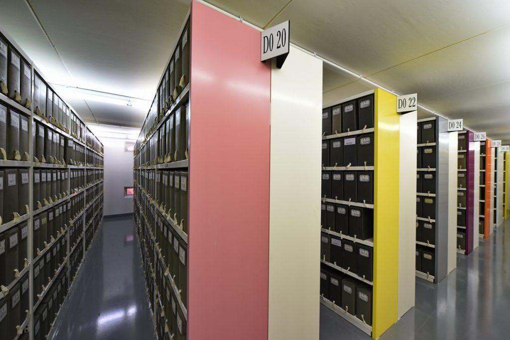 Histoires d'archives