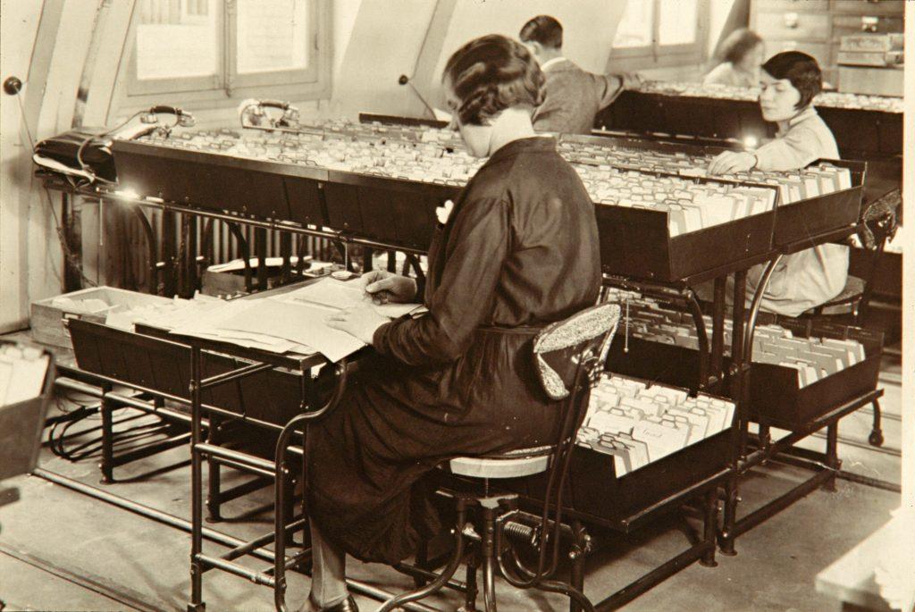 Source : BNP Paribas, Archives historiques
