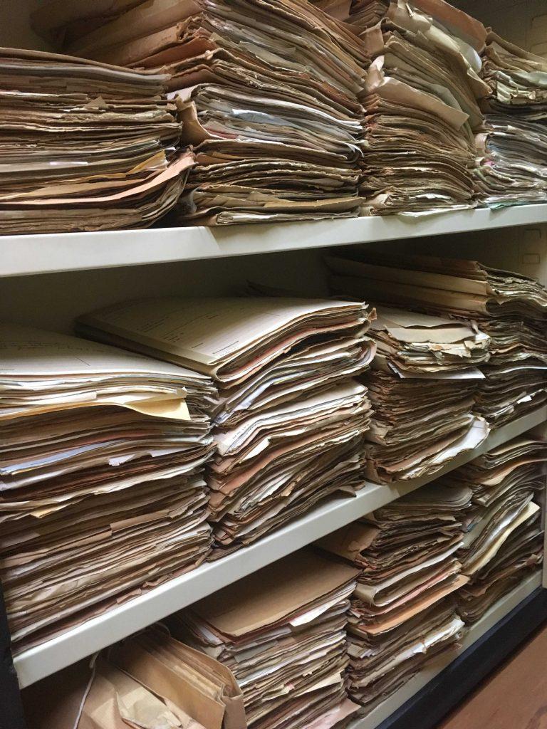 Que vais-je découvrir dans ces dossiers du personnel ? Source : HSBC France, Archives historiques