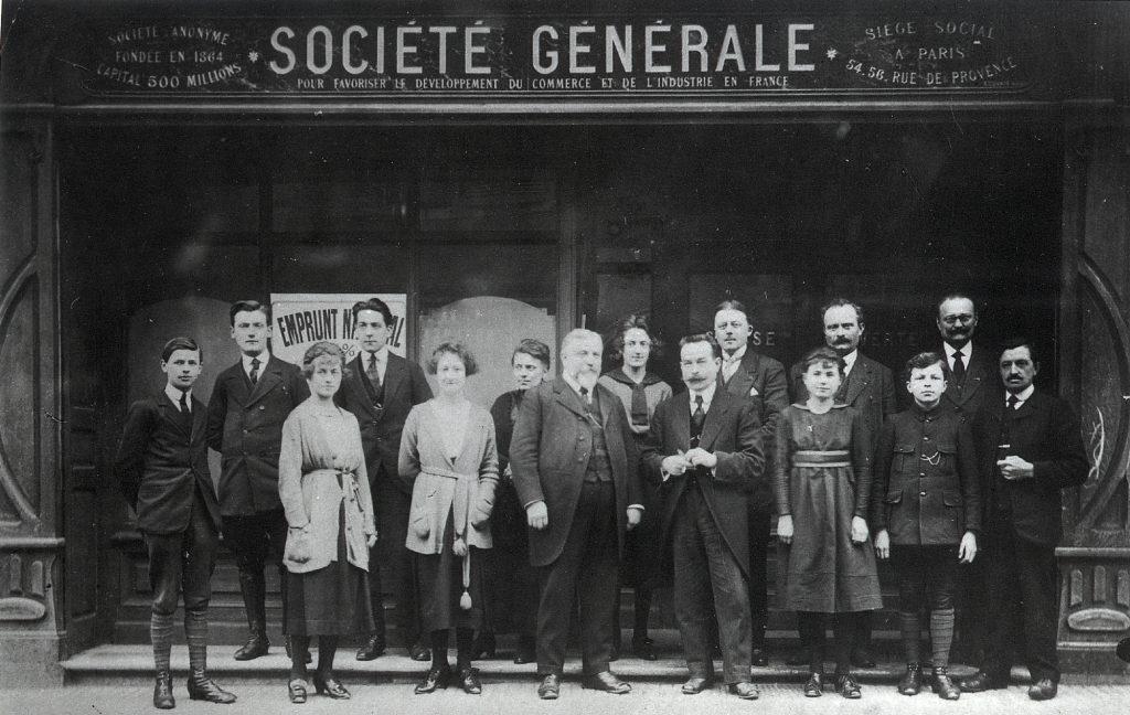 Société Générale, Archives historiques