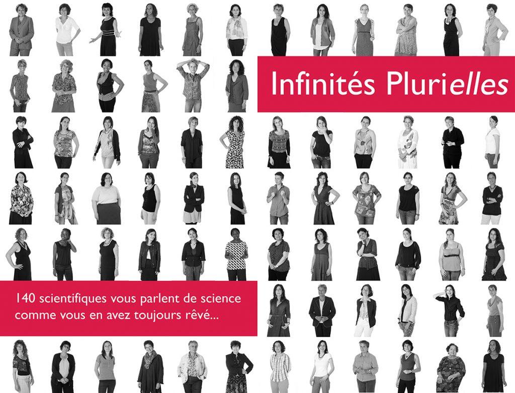 Infinités plurielles - portraits de femmes scientifiques- Source : Marie-Hélène Le Ny