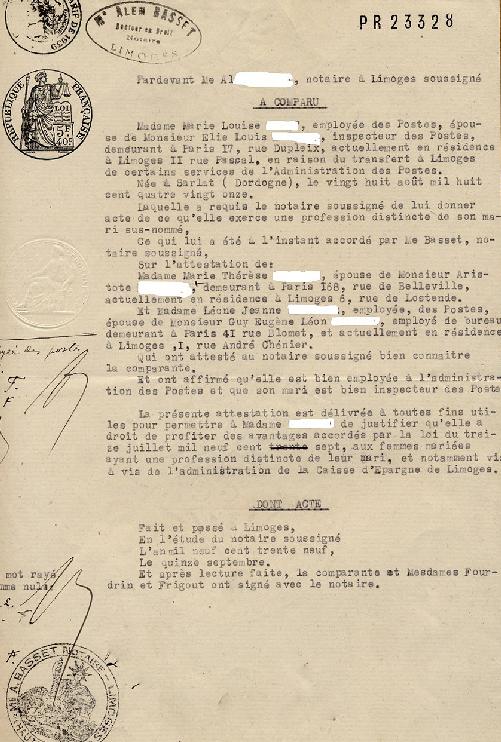 Fédération nationale des Caisses d'Épargne, archives historiques.
