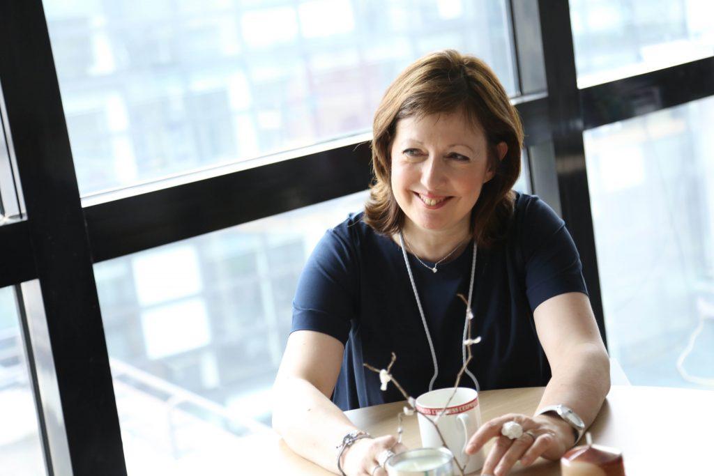 portrait Isabelle Guittard-Losay, Présidente de l'Association BNP Paribas MixCity