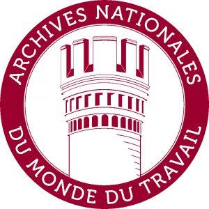 archives nationales du monde du travail logo